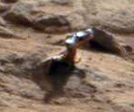Ручка с Марса