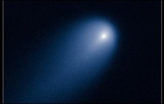 Комета C/2012 S1 ISON покажет кузькину мать в ноябре