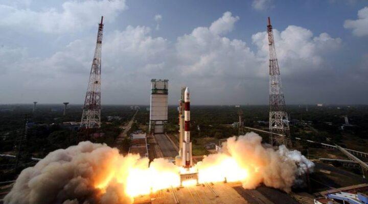Частичка Индии летит к Марсу