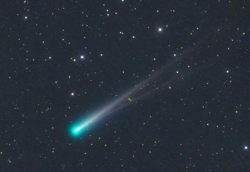 Комета ИСОН 10 ноября