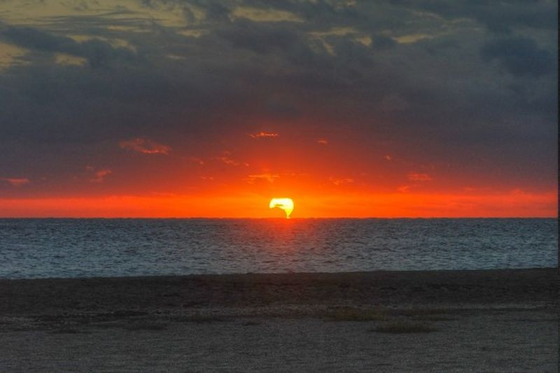 Солнечное затмение 3 ноября 2013 г.