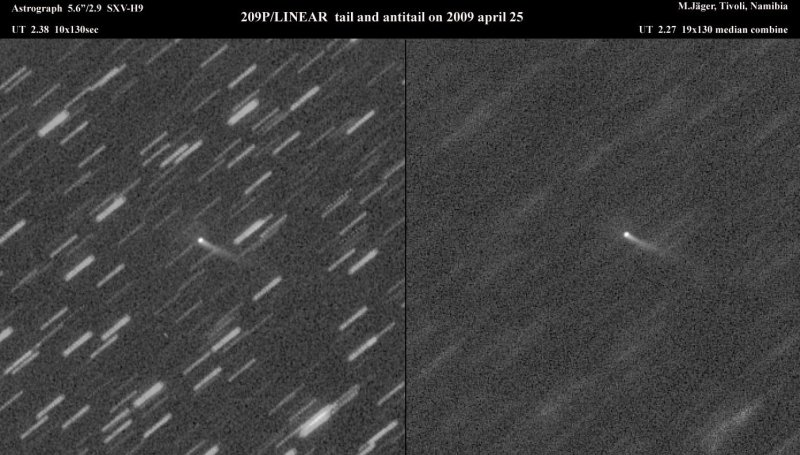Комета 209P/LINEAR
