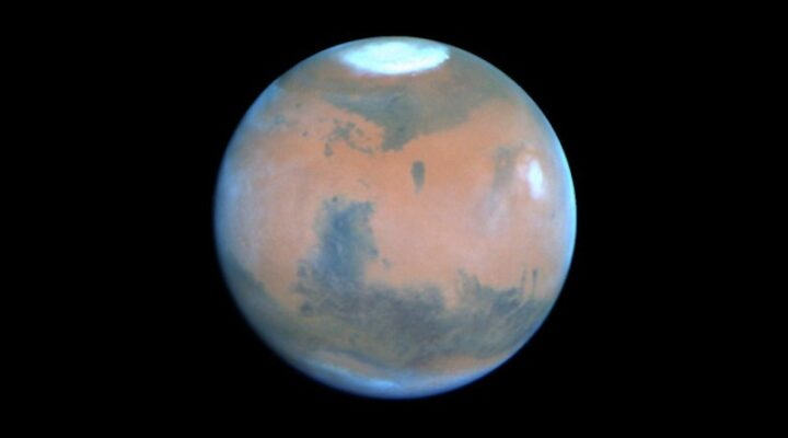 Кьюриосити обнаружил органические соединения в марсианском грунте