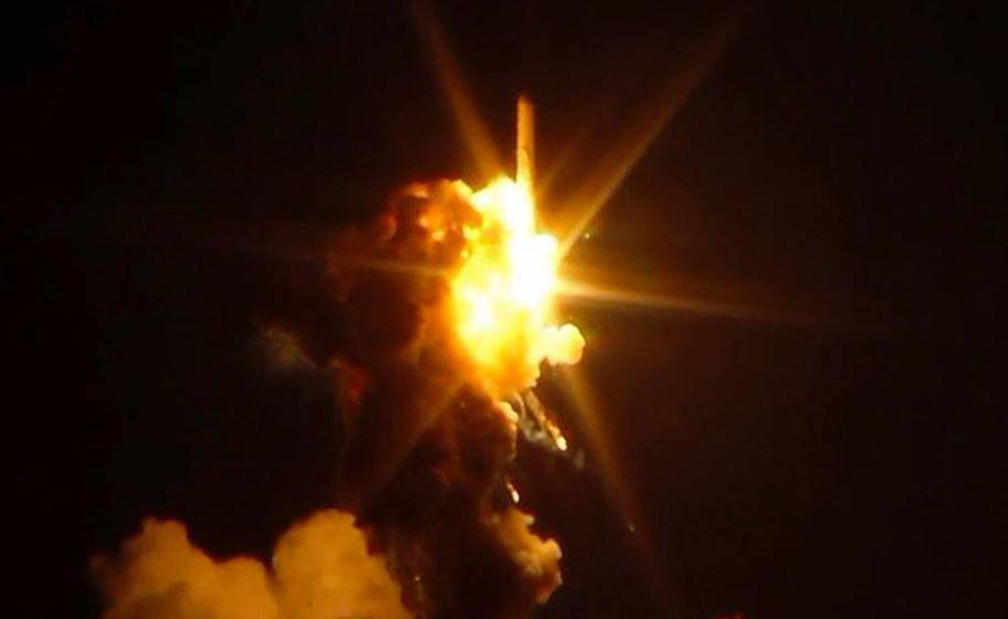 Взрыв Антареса