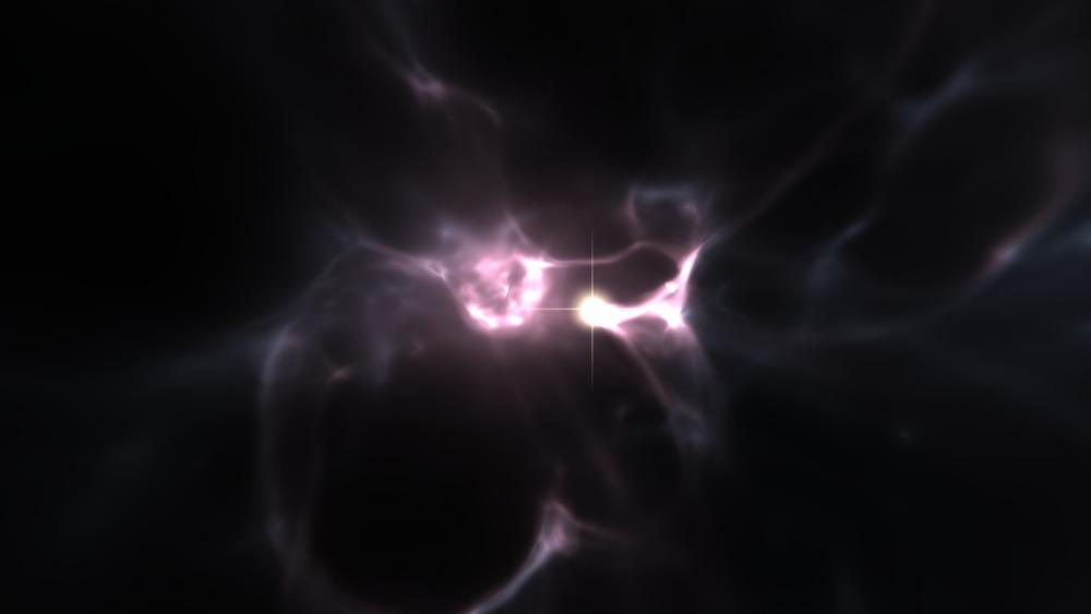Первые звезды во Вселенной