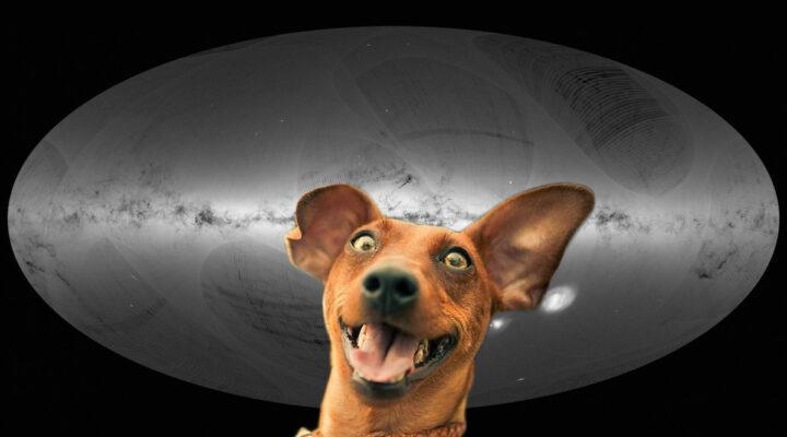 Миллиарт звёзд от Gaia