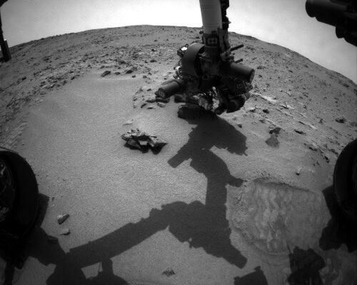 Что нашел марсоход Кьюриосити