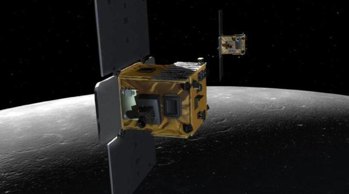 GRAIL: Спутники НАСА успешно упали на Луну