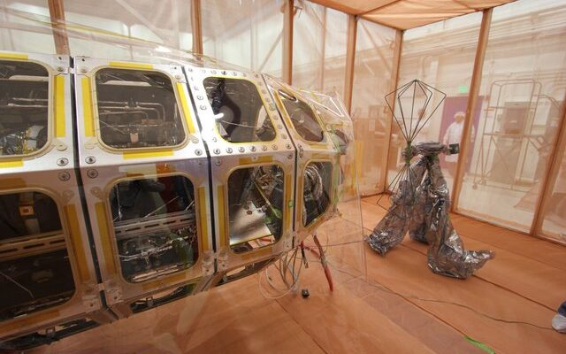 НАСА готовится запустить новый спутник Луны LADEE