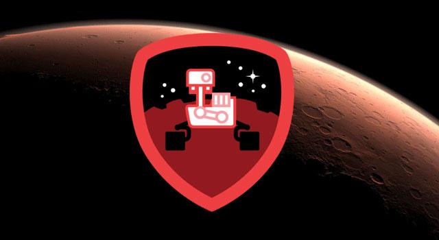 Марсоход Кьюриосити заработал новый бейдж Foursquare