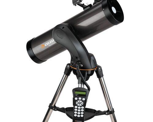 Celestron NexStar 130 SLT — отличный телескоп для начинающих