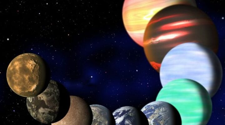 Планеты других звезд часто похожи на Землю