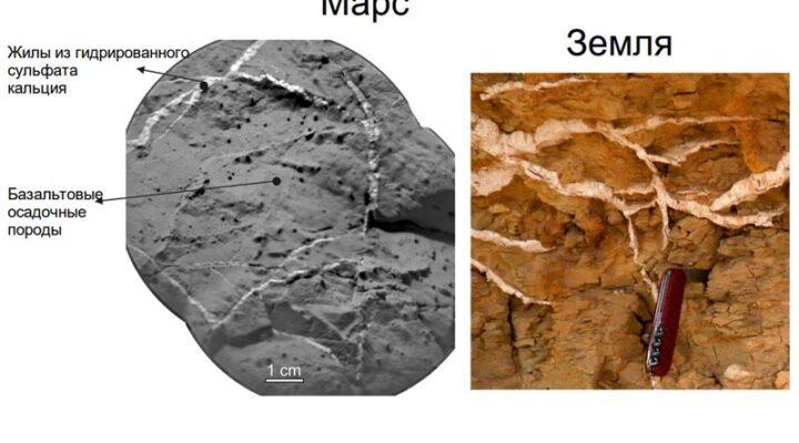 Кьюриосити — вода на Марсе существовала