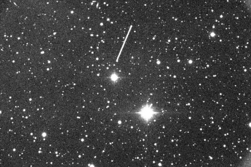 Фото астероида 2012 DA14