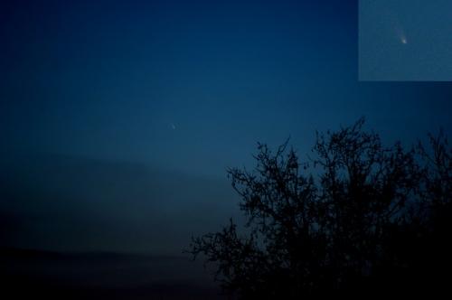 Комета c/2011 L4 PANSTARRS