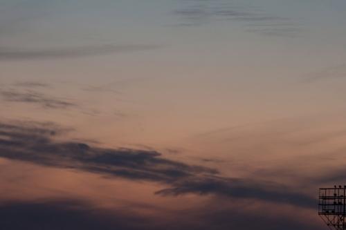 Комета c/2011 L4 с широты Москвы
