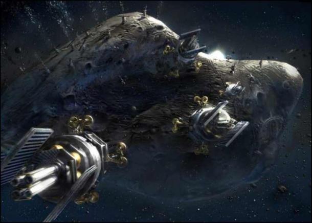 Предотвратить столкновение Земли с астероидом помогут сумасшедшие роботы