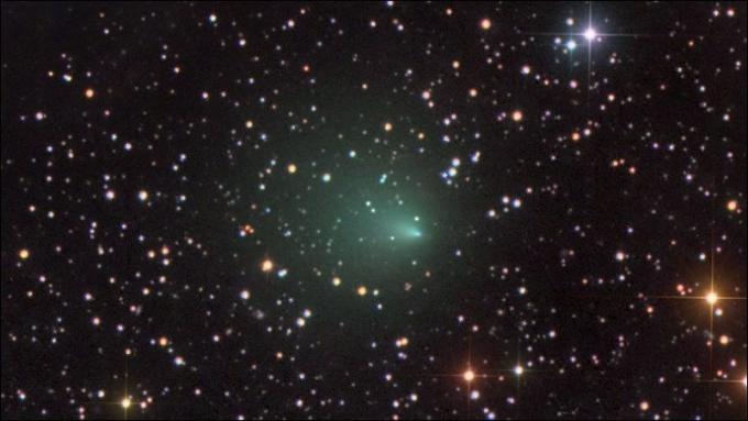 Комета Энке 30 сентября 2013
