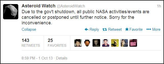 Астероидам привет!