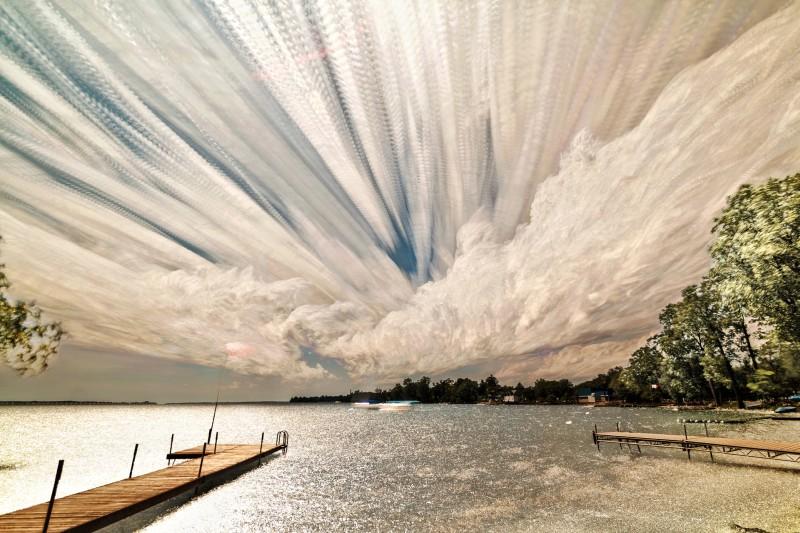 Небесные ручьи и плавающие горы