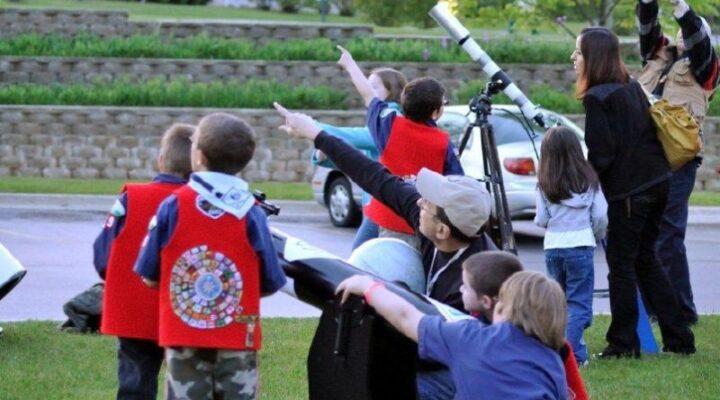 Интересные астрономические события 2014 года