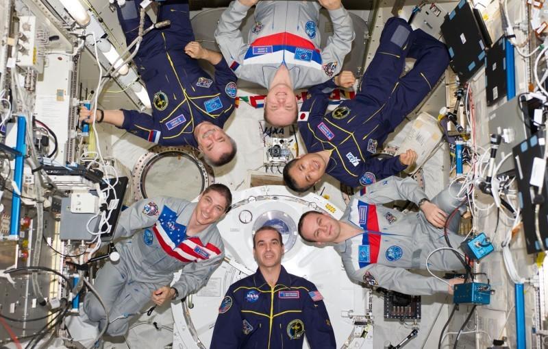 38 экспедиция МКС