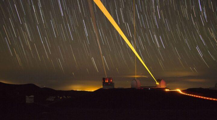 Искусственные звезды, или зачем астрономам лазеры