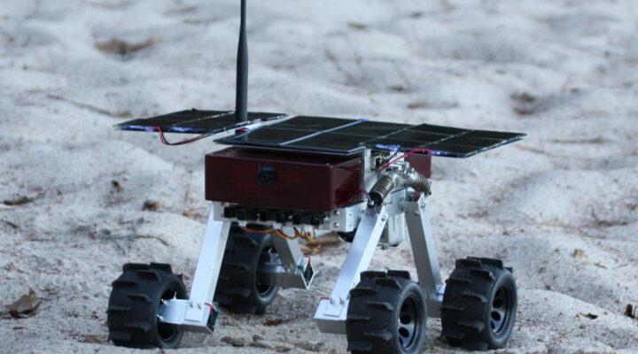 На Марс через краудфаундинг. Марсоход Бивер и проект Northern Light.