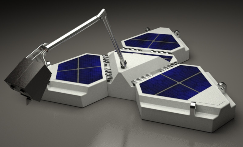 Посадочный модуль Nothern Light