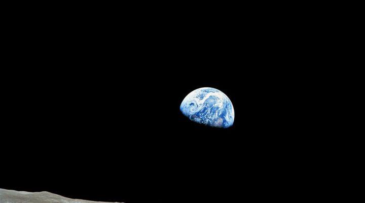 Земля и Луна из космоса: подборка фотографий