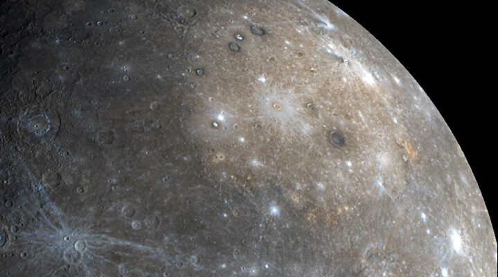 Конкурс: назови кратеры Меркурия