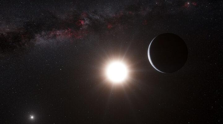 Конкурс на выбор названий для звезд и экзопланет начался