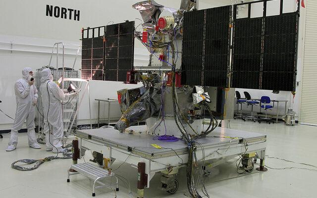 Климатическая обсерватория DSCOVR  готовится к запуску