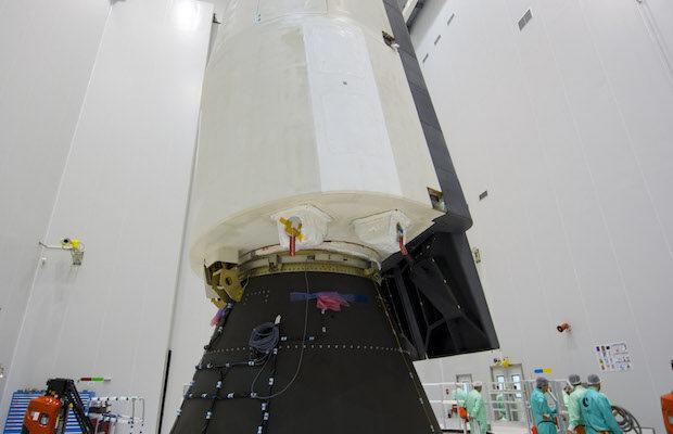 Прототип европейского челнока IXV готовится к первому испытанию