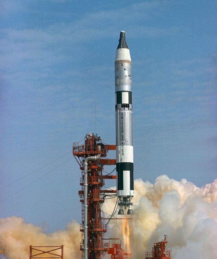 Запуск Джемини-3