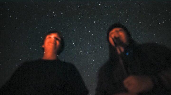 Обалдеть! Звёздные поля прямо в видео с ISO 400000